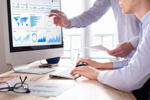 Traffic Analysis, Search Engine Optimization, Coversion Rate Optimization